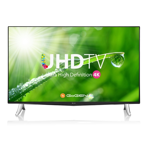 GOGEN TVU 40S304 UHD LED televize 102cm