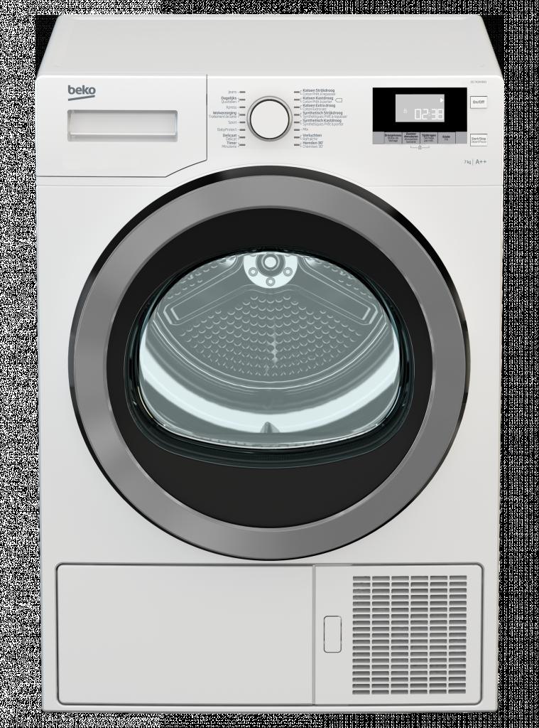 BEKO DS 7434 CSRX sušička prádla s tep.čerp.