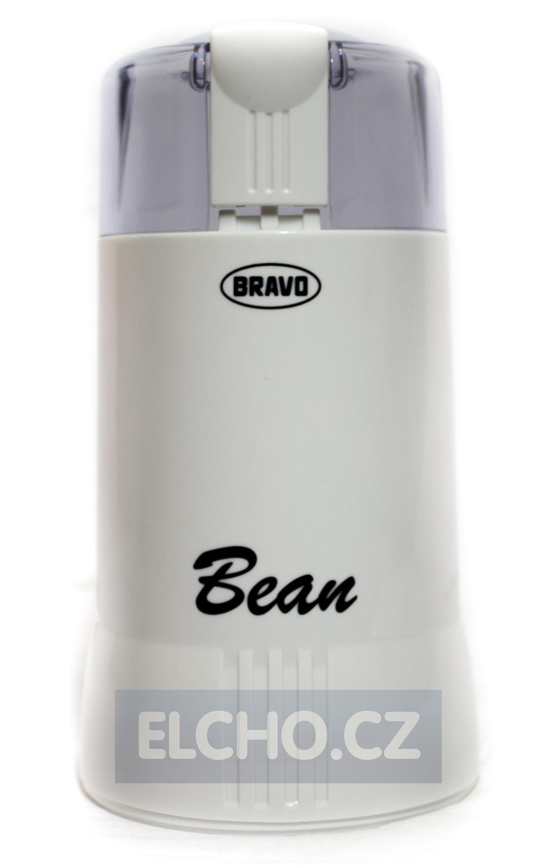 BRAVO B 4307 kávomlýnek bílý