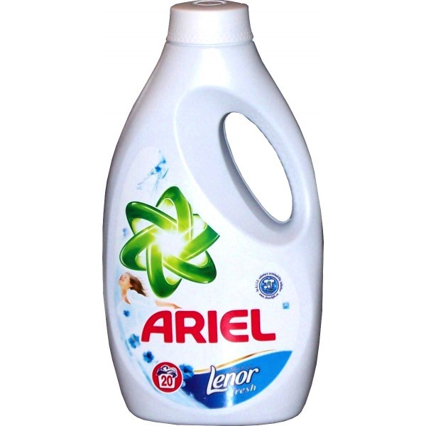 ARIEL Gel 20PD Lenor Touch