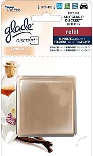 BRISE Discreet náplň Vanilla 8g
