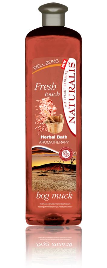 NATURALIS Fresh touch pěna do koupele 1000ml