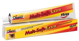 GIMPET Malt Soft Extra pasta na trávení 100g