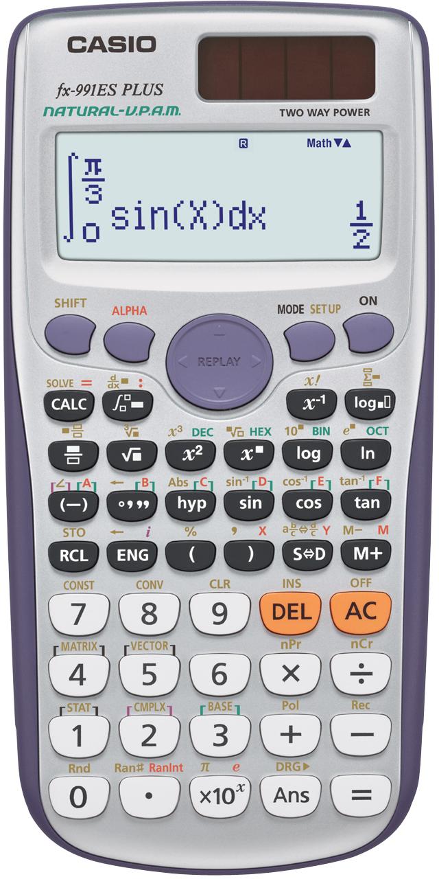 CASIO FX 991 ES Plus kalkulačka