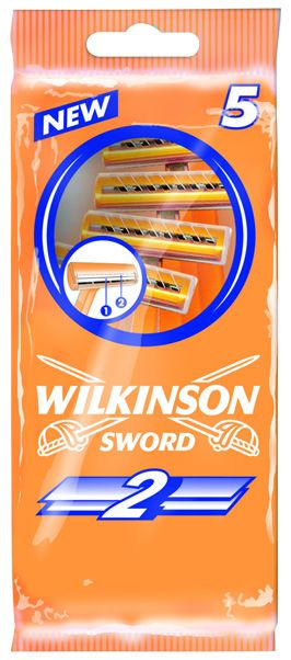 WILKINSON Sword 2 5ks pohotové holítko