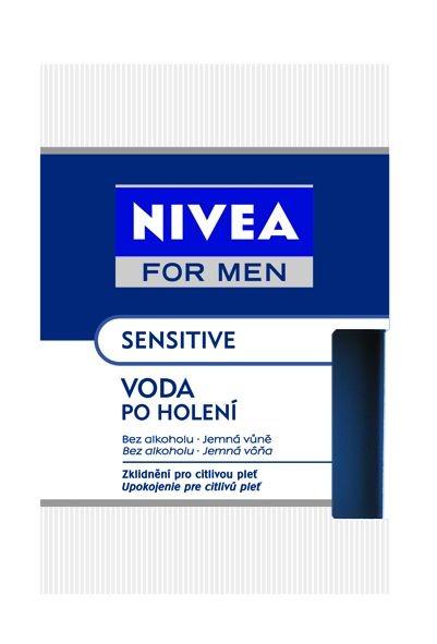 NIVEA FOR MEN Voda po holení SENSITIVE 100ml