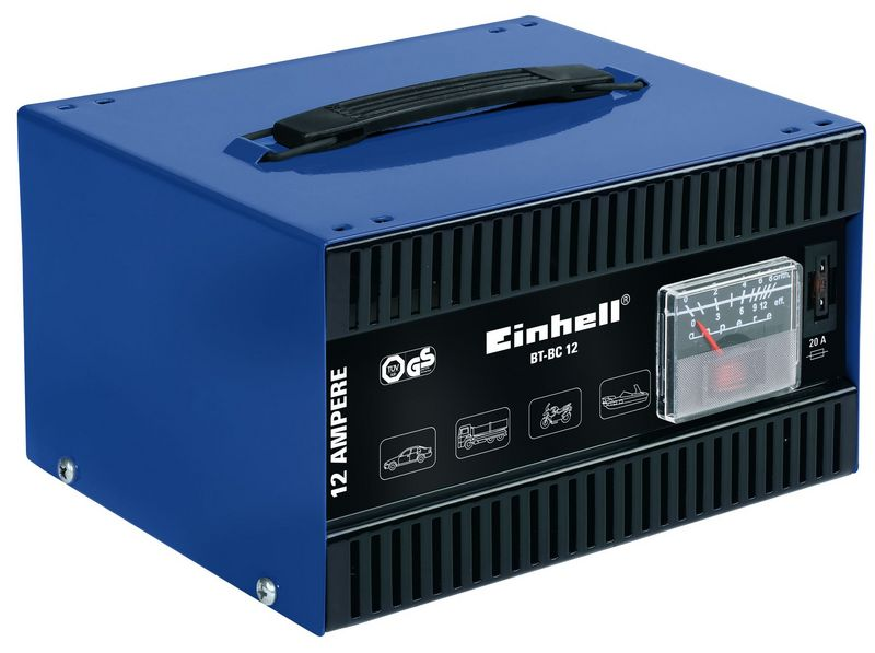 EINHELL BT-BC 12 nabíječka baterií