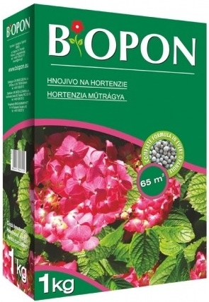 BIOPON Hnojivo na hortenzie 1kg