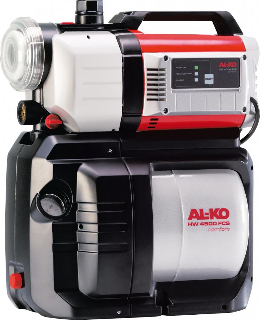 AL-KO HW 4500 FCS Comfort vodárna domácí