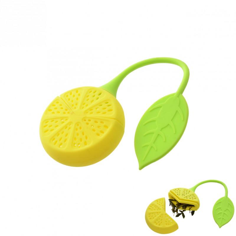 ORION Čajítko silikonové citrón