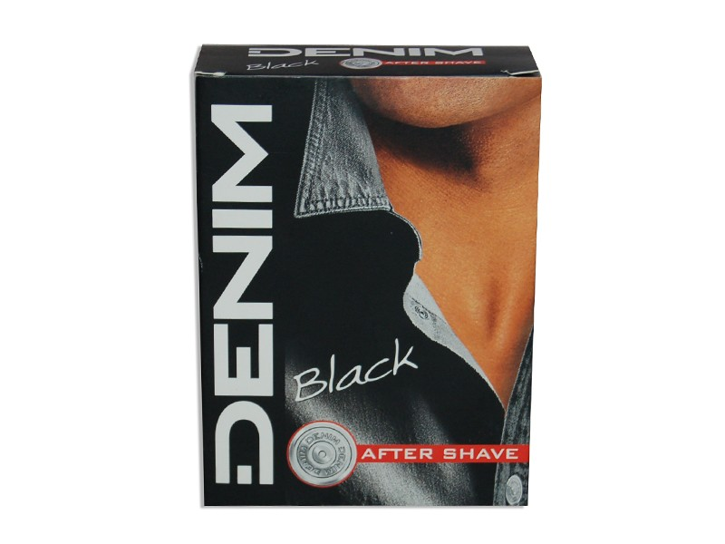 DENIM Voda po holení BLACK 100ml