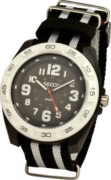 SECCO S Y120-04 Náramkové hodinky