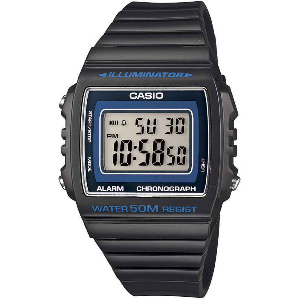 CASIO W 215H-8A Pánské hodinky