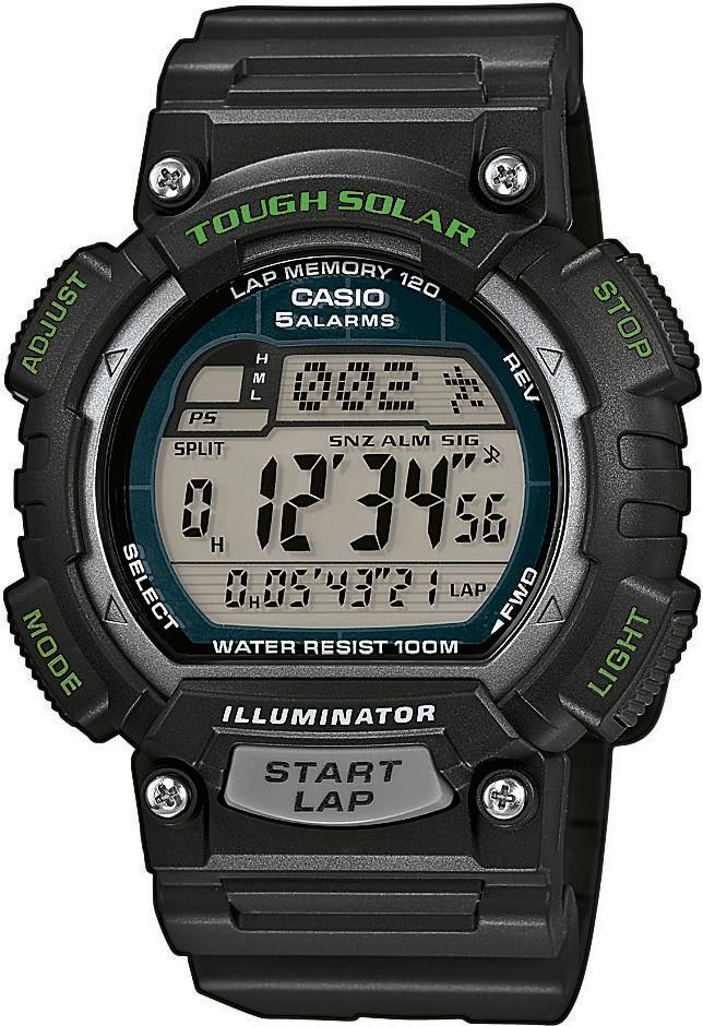 CASIO STL S100H-1A Pánské hodinky
