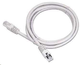 GEMBIRD UTP kabel Cat5e 0,5m šedý