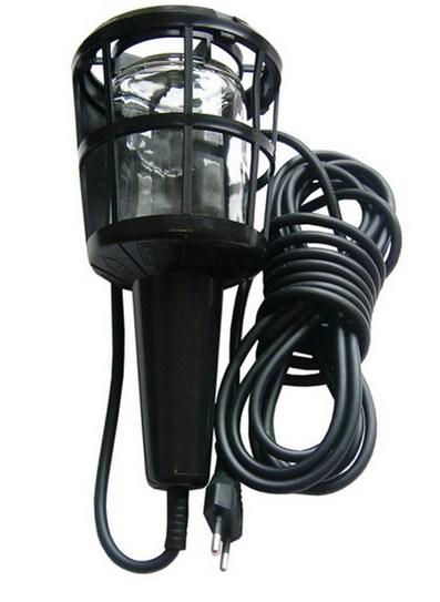 SOLIGHT WM11 montážní lampa E27 230V 5m