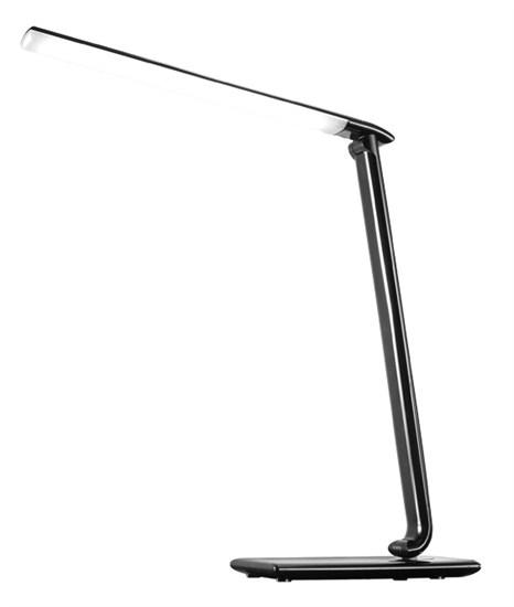 SOLIGHT WO37 B stolní lampička 9W černá