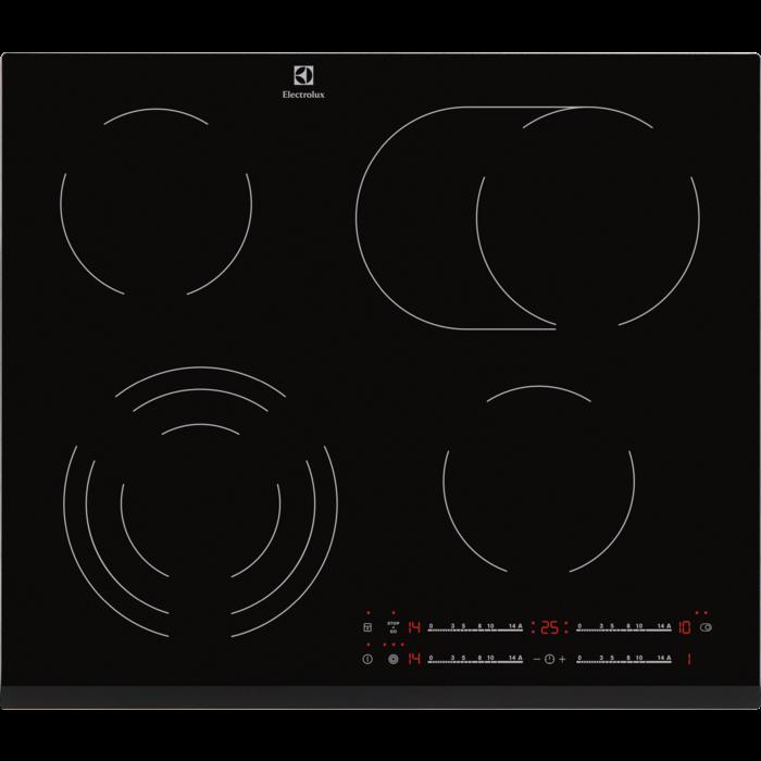 ELECTROLUX EHF46547FK sklokeramická deska