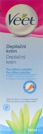 VEET Depilační krém na citlivou pokožku 100ml