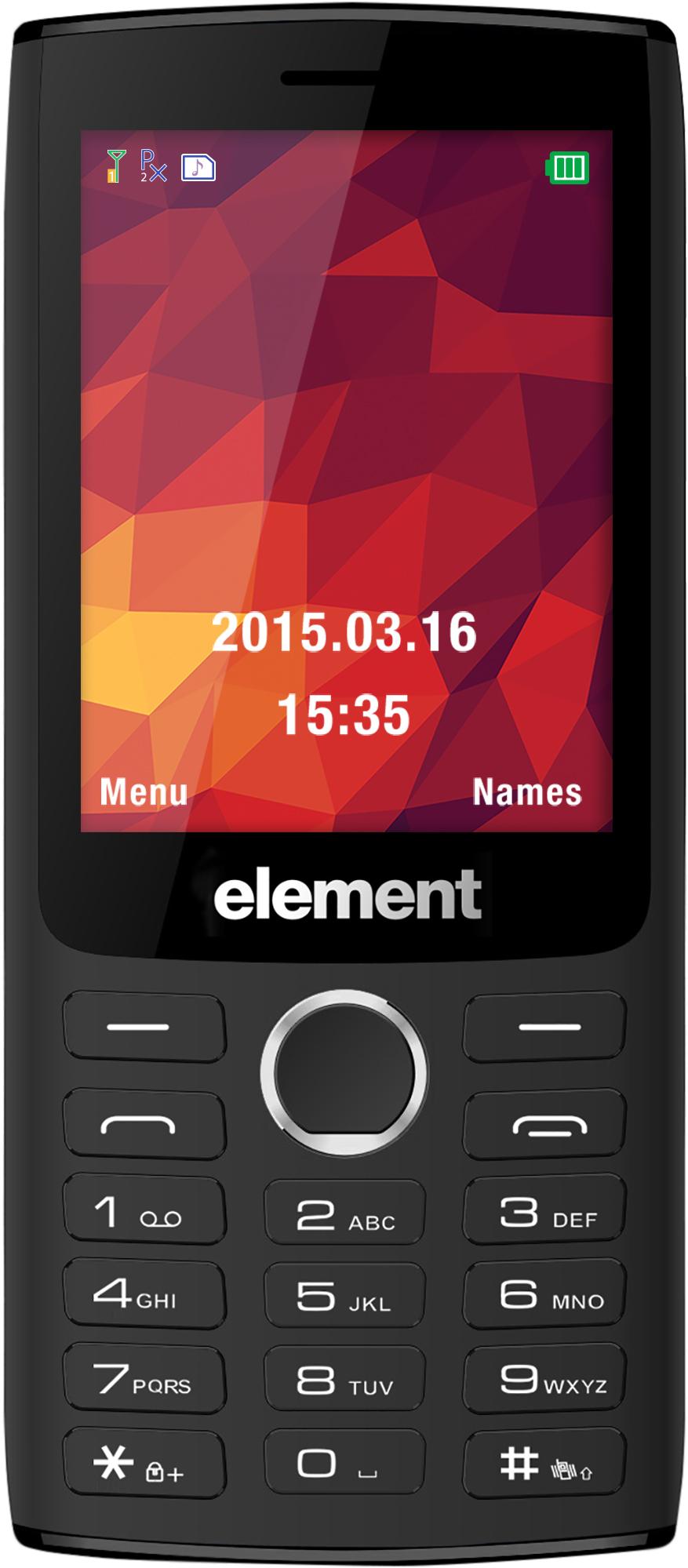 SENCOR Element P030 mobilní telefon