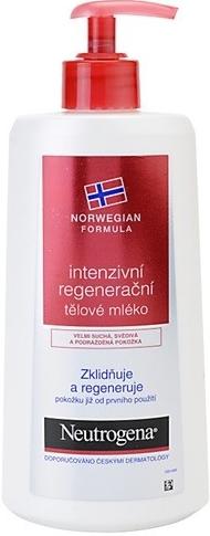NEUTROGENA Intenzivní regenerační mléko 400ml