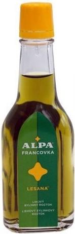 ALPA Francovka lesana 160ml