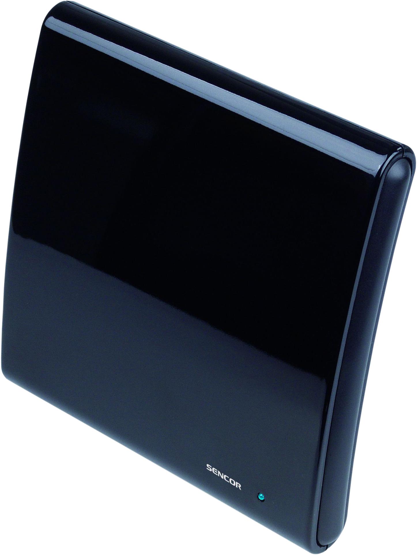 SENCOR SDA 300 DVB-T Anténa pokojová styl