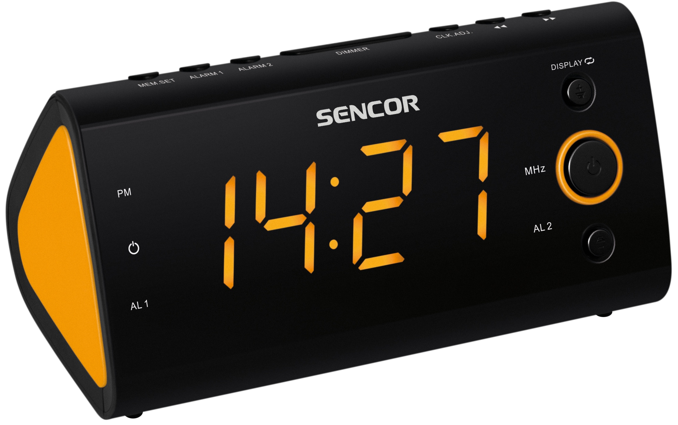 SENCOR SRC 170 OR radiobudík