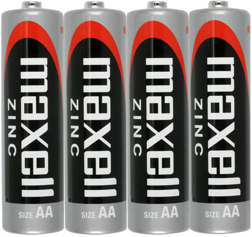 MAXELL R6 AA Tužková baterie obyčejná