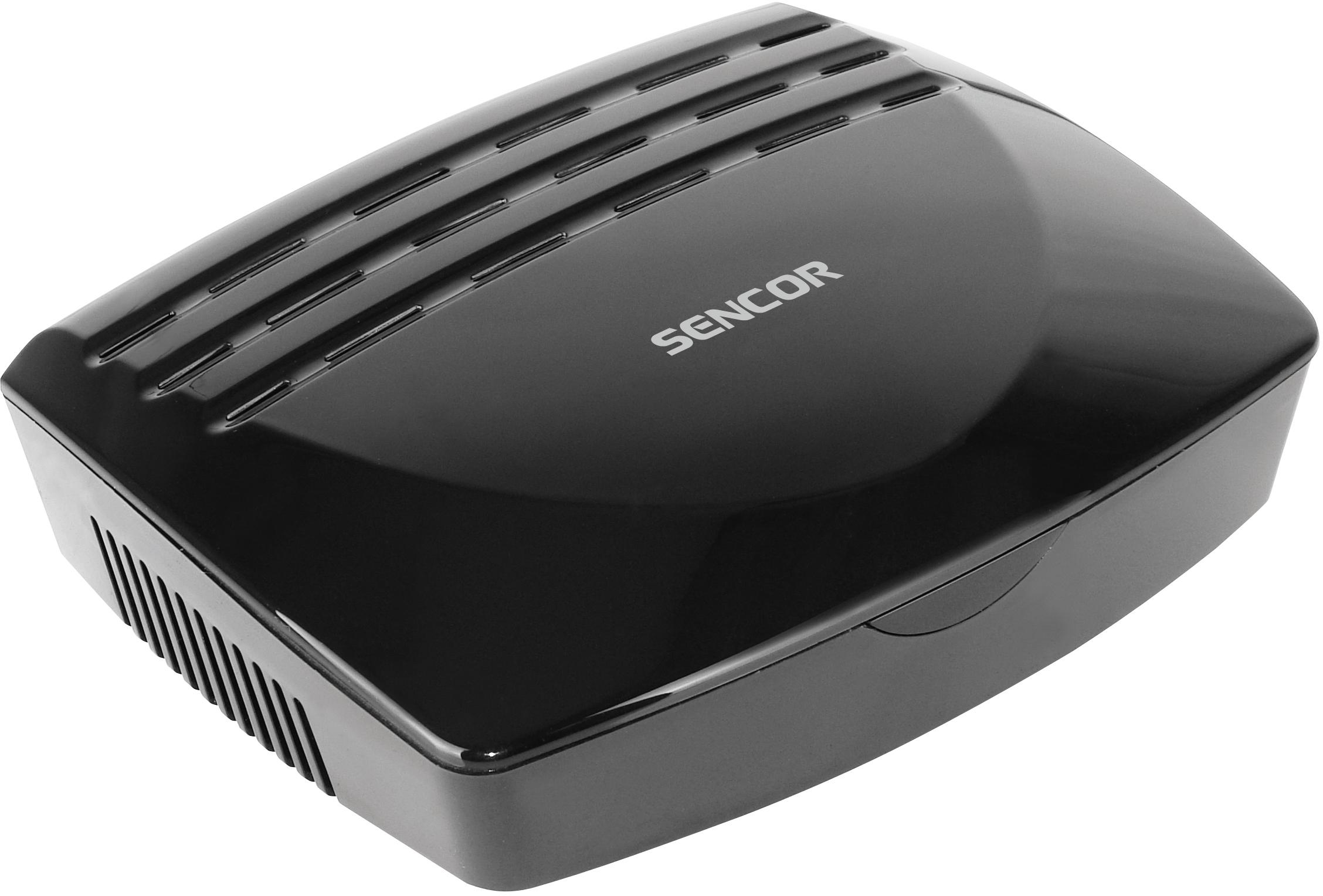 SENCOR SDB 1007T DVB-T přijímač