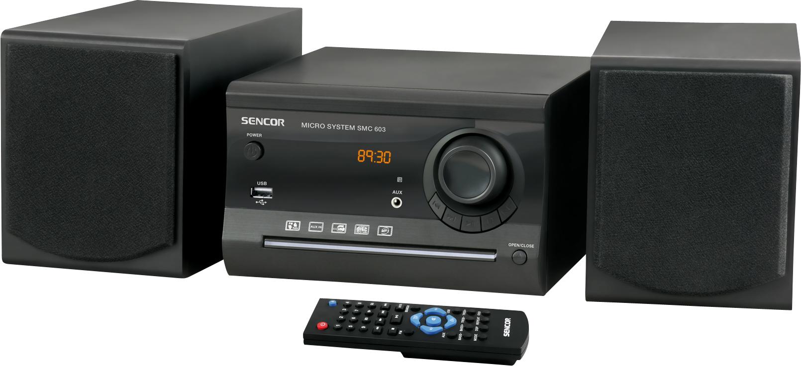 SENCOR SMC 603 mikro systém