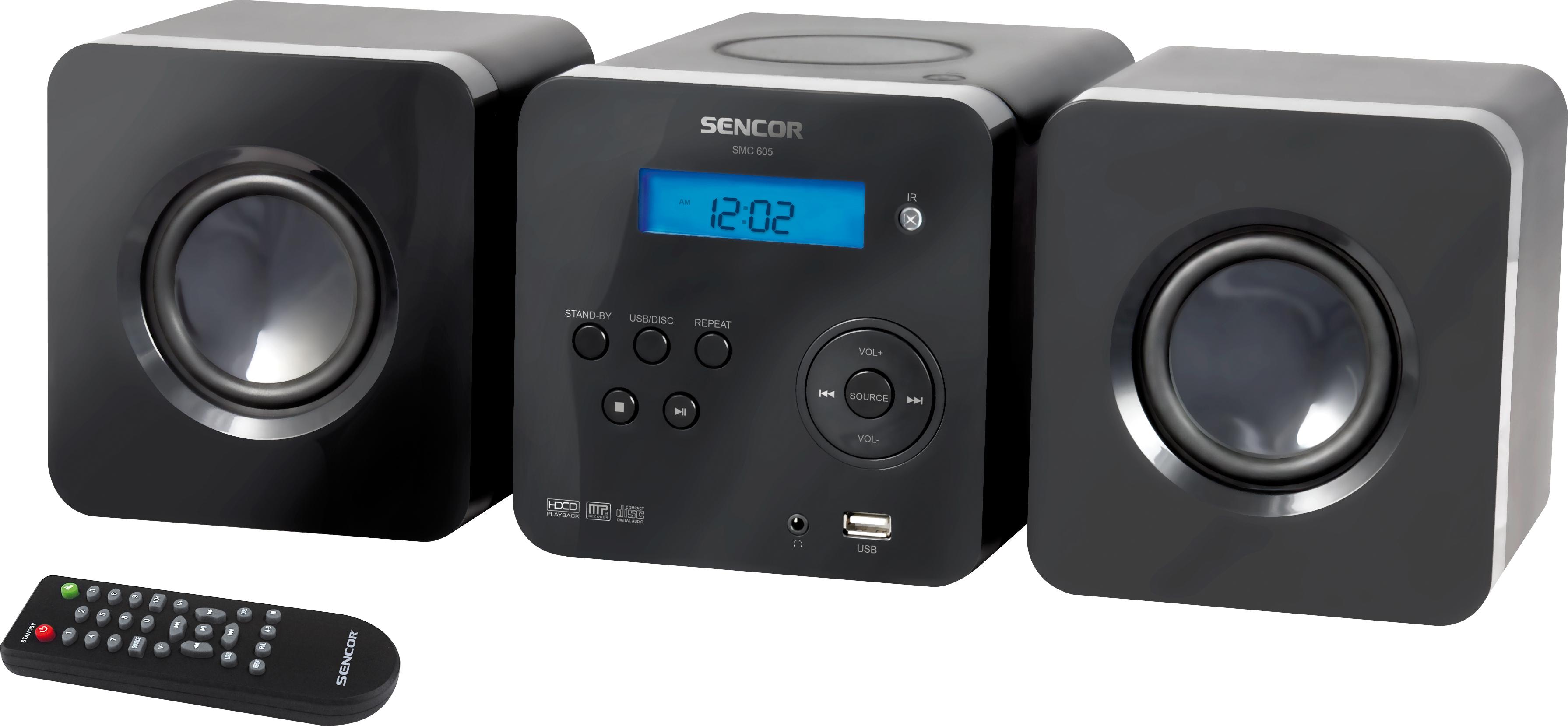 SENCOR SMC 605 Mikrosystém