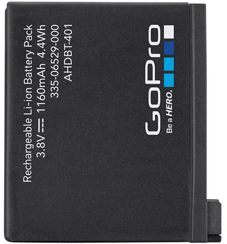 GOPRO HERO4 náhradní baterie 1160mAh