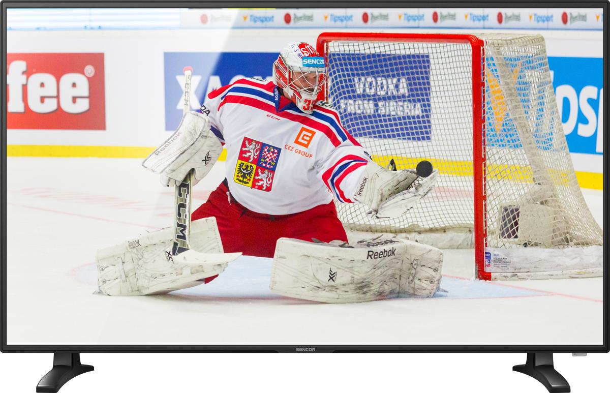 SENCOR SLE 43F12 LED televize 109cm