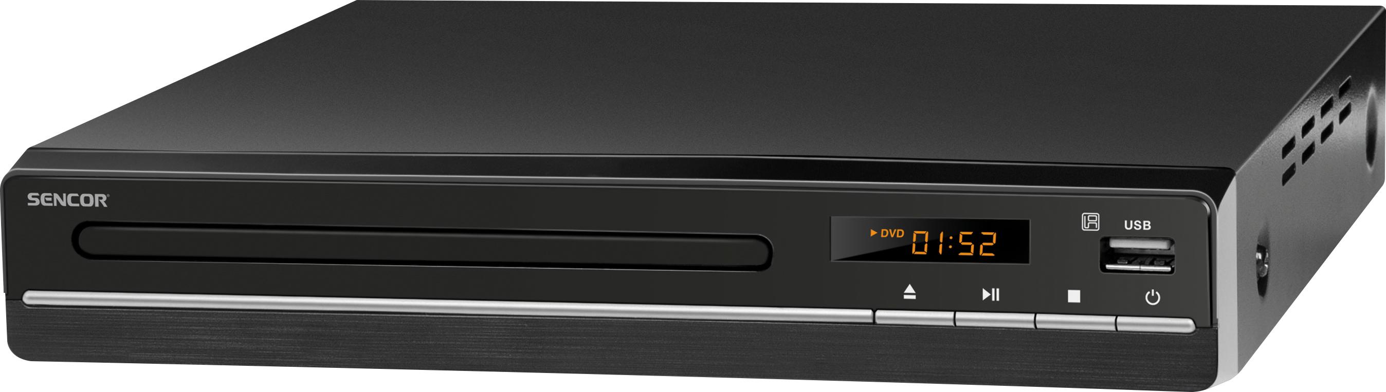 SENCOR SDV 2512H HDMI DVD přehrávač