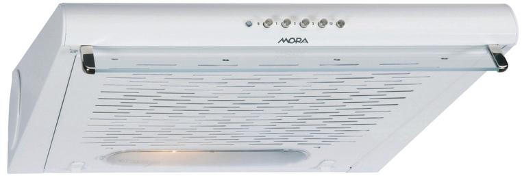 MORA OP 620 W odsávač par 60cm bílý