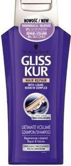 GLISS KUR ultimate volume regenerační šampon 400ml