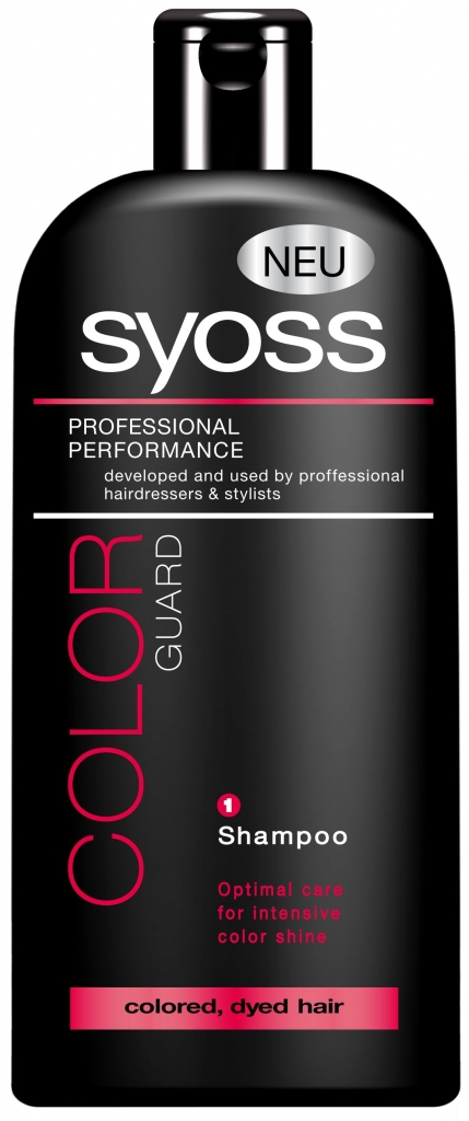 SYOSS color šampon 500ml