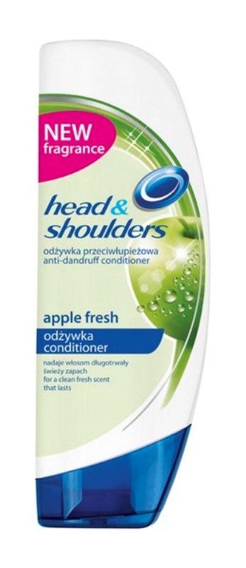 HEAD SHOULDERS kondicionér Apple fresh 360ml