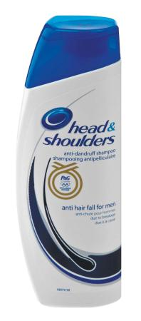 HEAD SHOULDERS šampon men 400ml