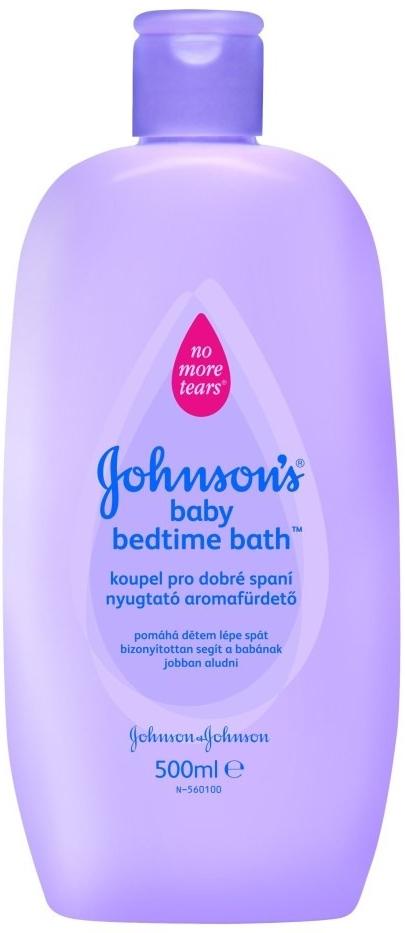 JOHNSON´S BABY koupel pro dobré spaní 500ml