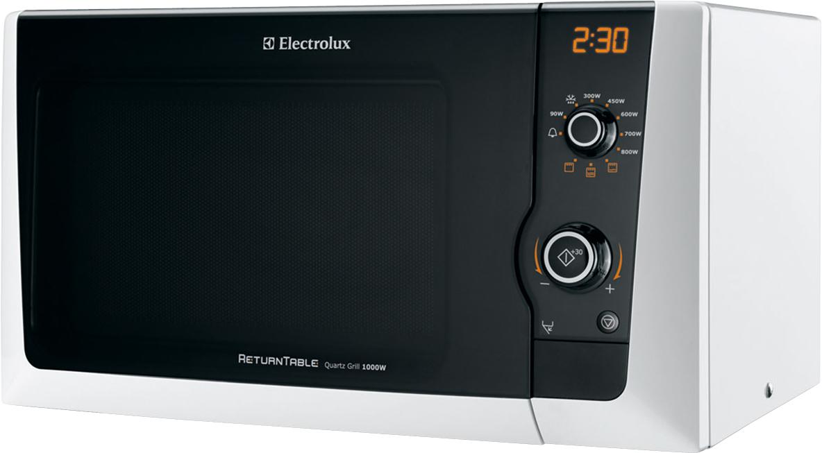 ELECTROLUX EMS 21400 W Mikrovlnná trouba bílá