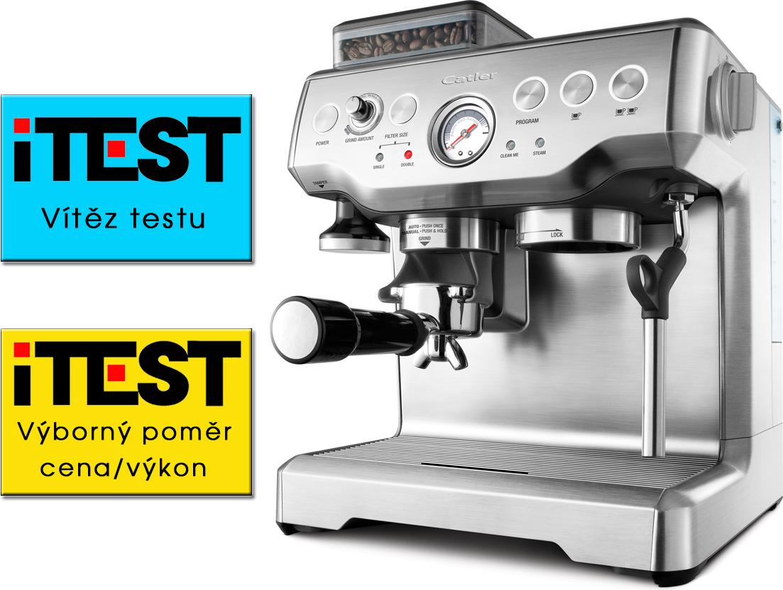 CATLER ES 8012 espresso