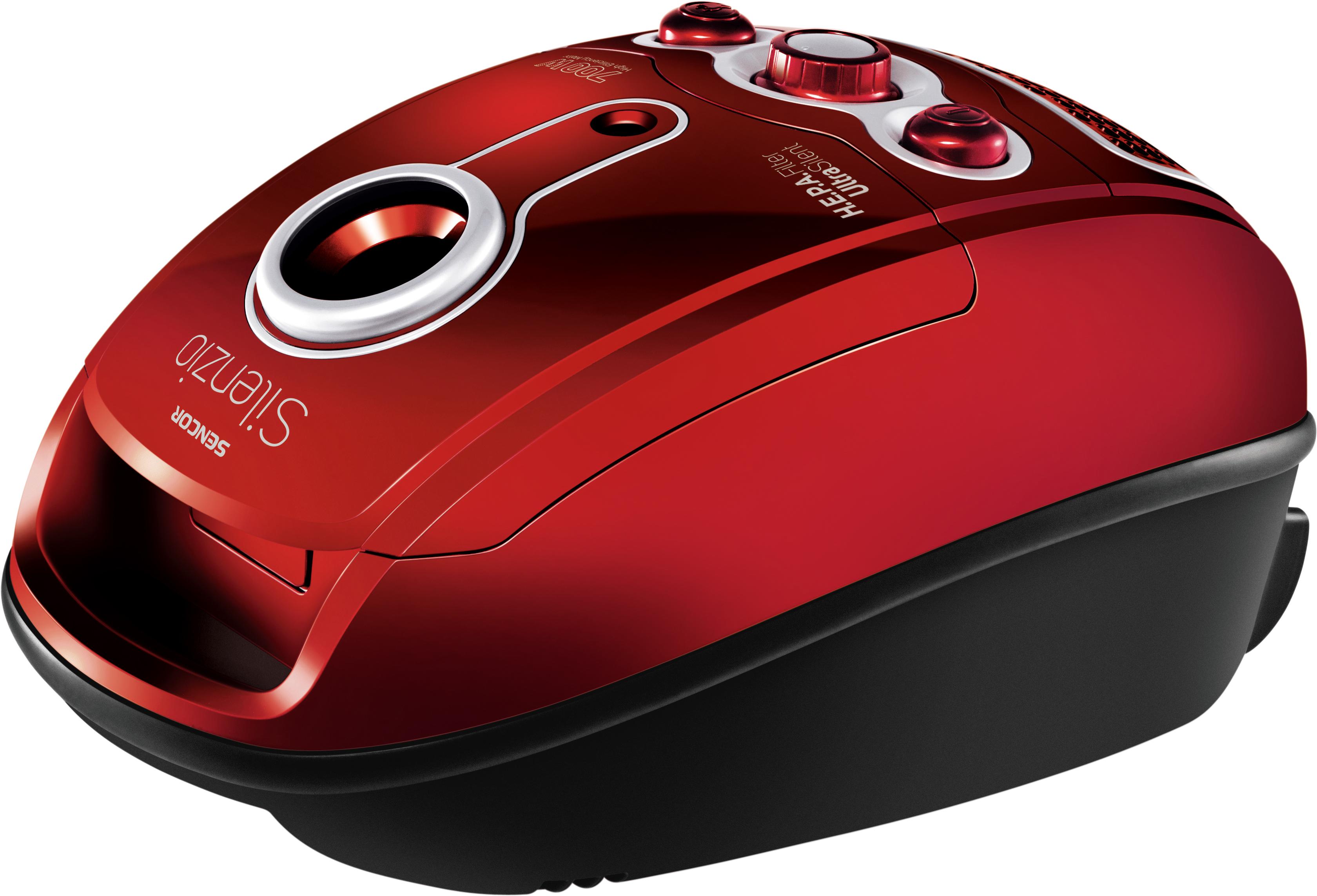 SENCOR SVC 840RD podlahový vysavač červený