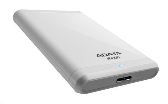 "A-DATA HV100 externí HDD 1TB 2,5"" bílý"