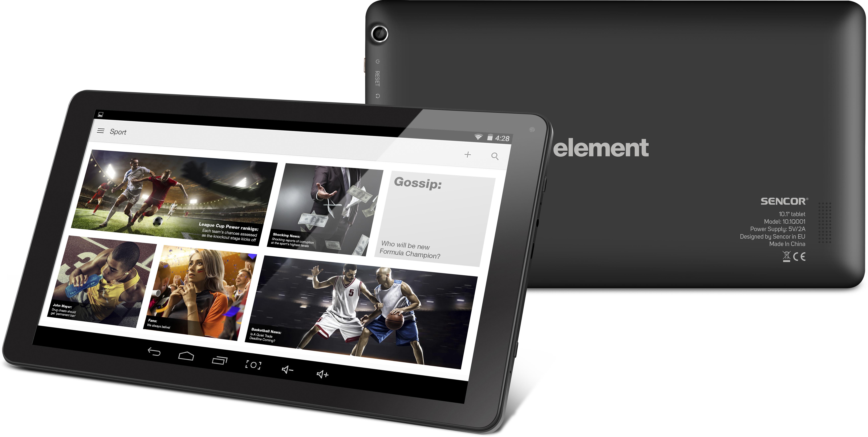 """SENCOR Element 10.1Q001 tablet 10,1"""""""
