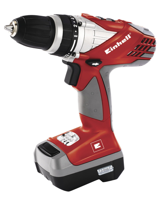EINHELL RT-CD 14.4/1šroubovák aku Red