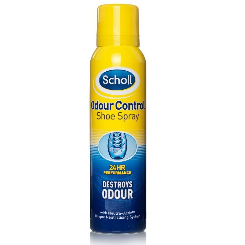 SCHOLL Odour Control spej do bot 150ml