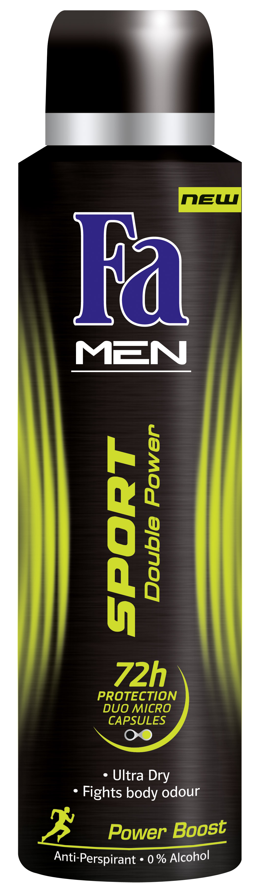 FA Deospray SPORT DOUBLE Power boots 150ml
