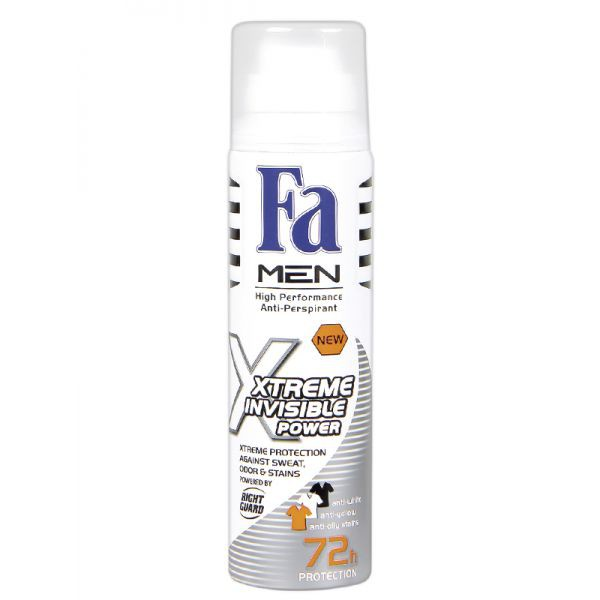 FA Deospray XTREME INVISIBLE power 150ml